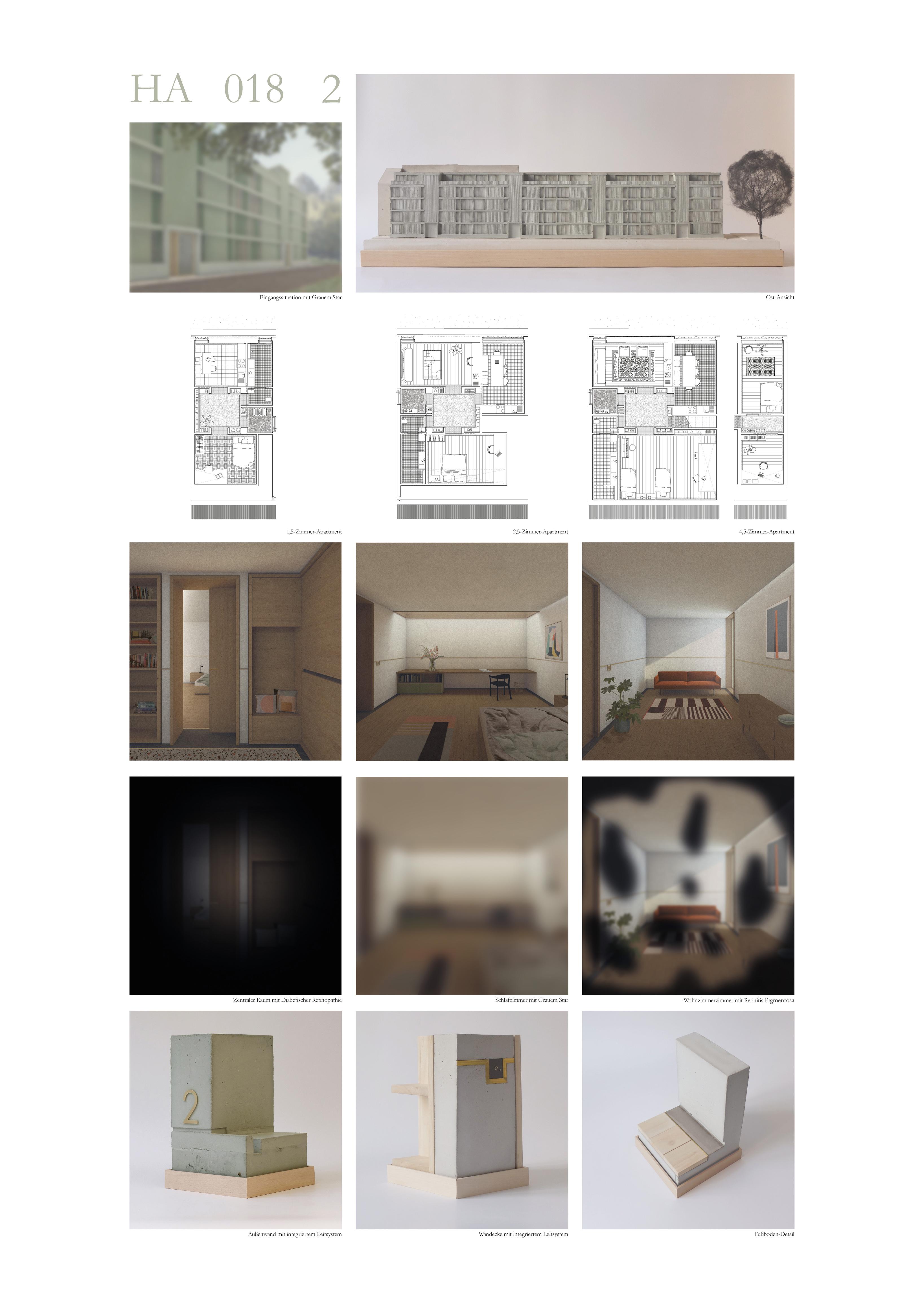 Preisträger 2017/18 - Concrete Design Competition